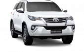 Fortuner All New