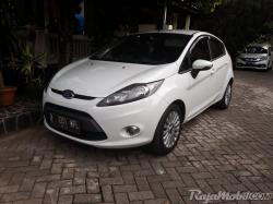 Fiesta 1.5 Trend A/T 2011