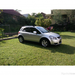 SX4 X-Over A/T 2011